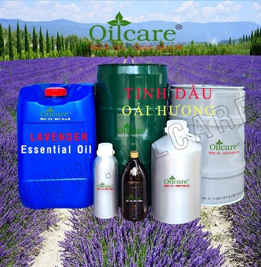 Tinh dầu lavender pháp bán sỉ kg lít buôn essential oil france mua ở đâu